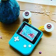 portable gameboy micro:bit code kit