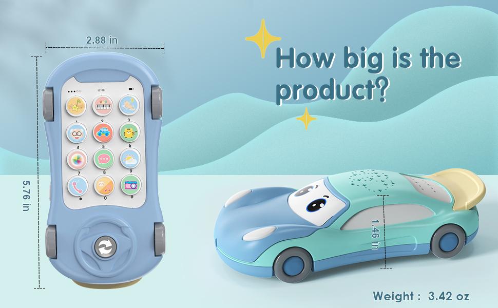 baby toy phone