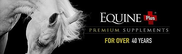 Equine Plus Premium Nutritional Vitamin Mineral Probiotics Horse Supplements