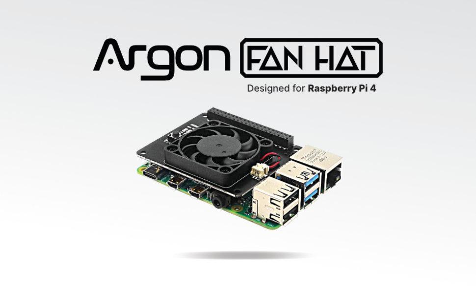 #argonFanHat #argonNEO #raspberrypi #argonforty #science #coding #code #design #aluminum #fanhat