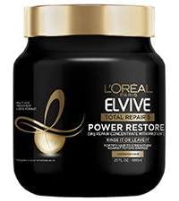 bottle of elvive power restore