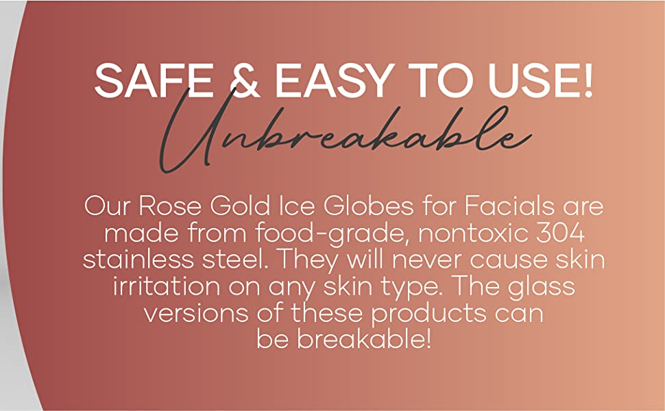 Breella Vera Facial Massagers are Safe, Sturdy and Easy to Travel With!