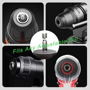 Shieldpro Drill Brush Attachment