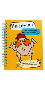 Friends Recipe Journal