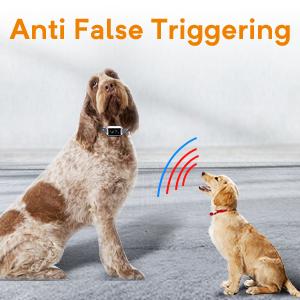 anti false triggering