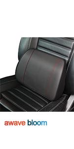 awave bloom Lumbar Support Pillow for Car Seat