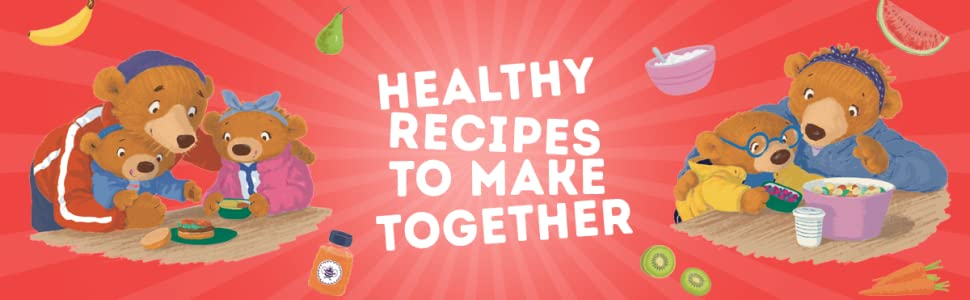 Healthy recipes to make together