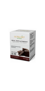 chocolate meal replacement pudding/shake