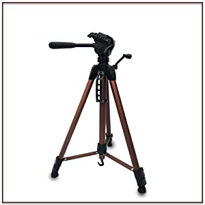 Simpex Photo Video Tripod, for Mobile and DSLR, Combo Pack Flexible Table Tripod | Tripod SPN-FOR1