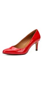 Women's Men's Stiletto High Heel Pumps