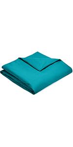 ALICIA, housse de couette, pour habillage couette, décoration de lit