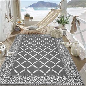 polypropylene outdoor rug 5x7