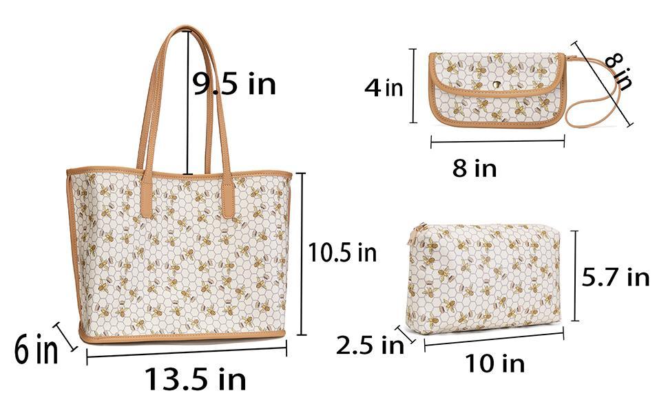 Calfland Bee Purses and Handbags 5