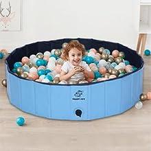 Kid ball pool
