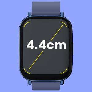 larger screen display smart watch