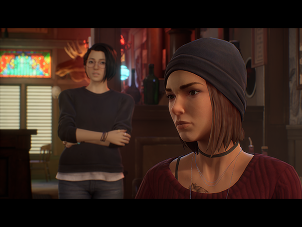 Screen shot from Life is Strange True Colors