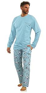 pijama long