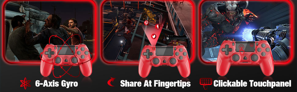 ps4 game controller