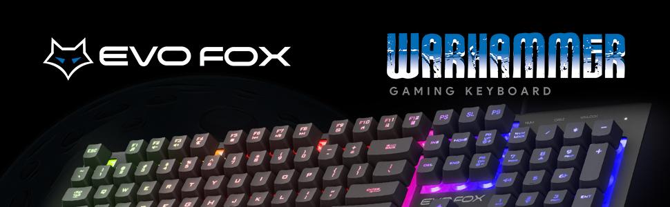 Warhammer keyboard