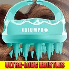 scalp massager shampoo brush scalp exfoliator