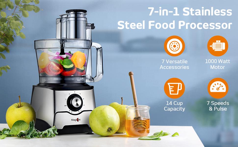 magiccos food processor fp 408