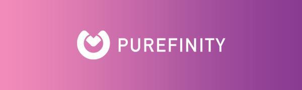 purefinity logo header