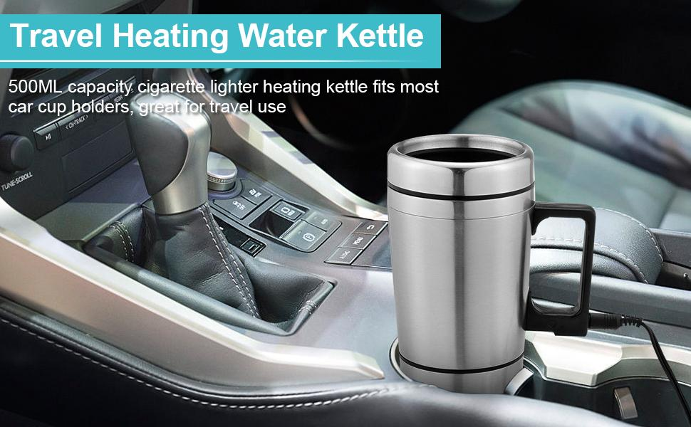 Car Water Kettle