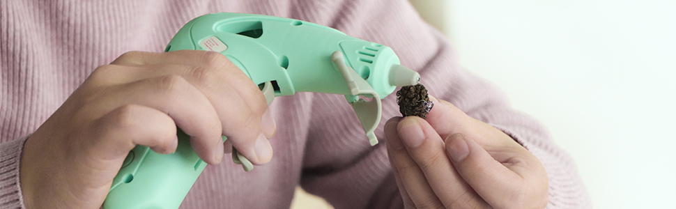 Wireless Rechargeable Hot Glue Gun