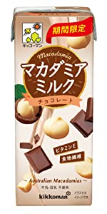 チョコレート キッコーマン 豆乳飲料