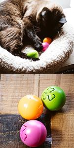cat balls