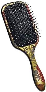 KENT LPB1 Luxury Cushion Paddle Brush