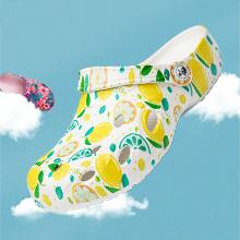 Inside the shoe