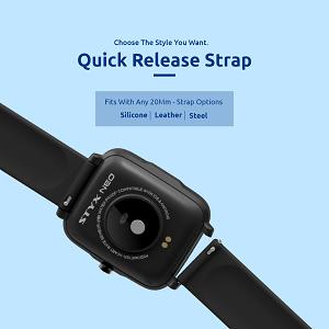 Quick Release Strap