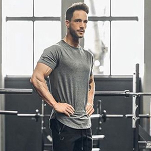 Mens Gym Work out T shirts