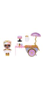 LOL Surprise Furniture Series 4 Sweet Boardwalk with Sugar Doll
