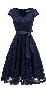 elegant kleid damen