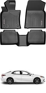 2018-2021 Toyota Camry floor mats Standard Models;No Camry Hybrid Models