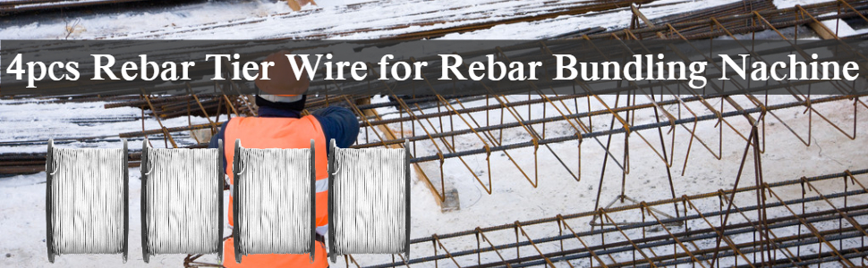Rebar Wire for Automatic Rebar Tying Machine Supplies