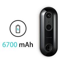 6700mAh Rechargeable Batteries