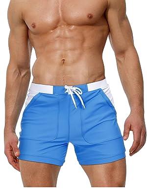 BoardShorts for Men Swim Trunks Men Short Bathing Shorts