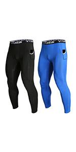 compression pants men