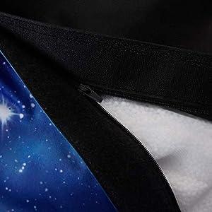 pouf XXl impermeable pouf interieur exterieur jardin galaxie