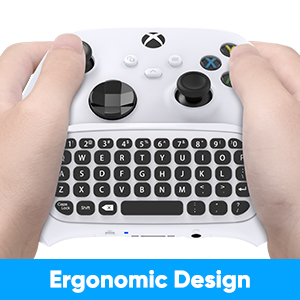 xbox series x keyboard