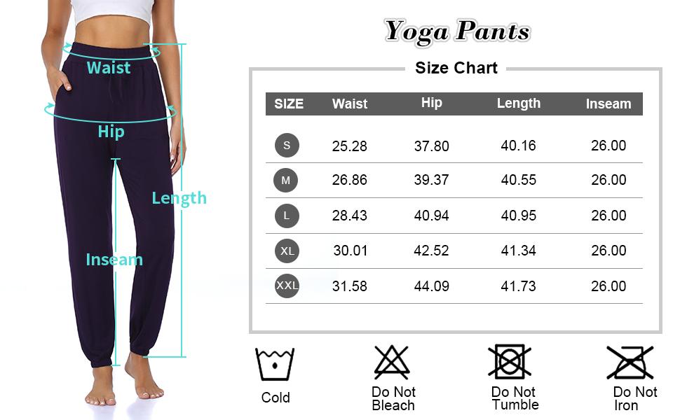yoga pants for women sweatpants jogging pants