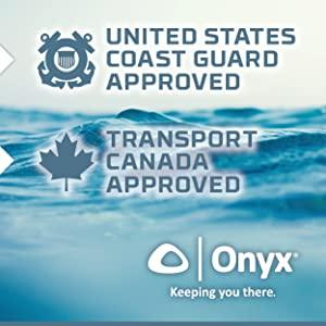 USCG approved Transport Canada