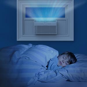 Window Air Conditioner with Sleep Mode