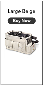 Cleaning Caddy Large Beige