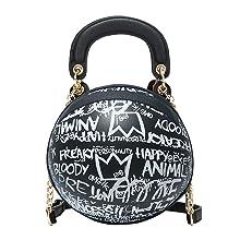 Graffiti Basketball Cute Purse Handbag
