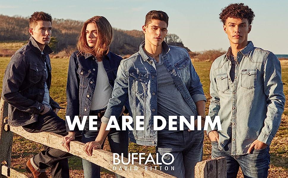 BUFFALO DAVID BITTON | WE ARE DENIM