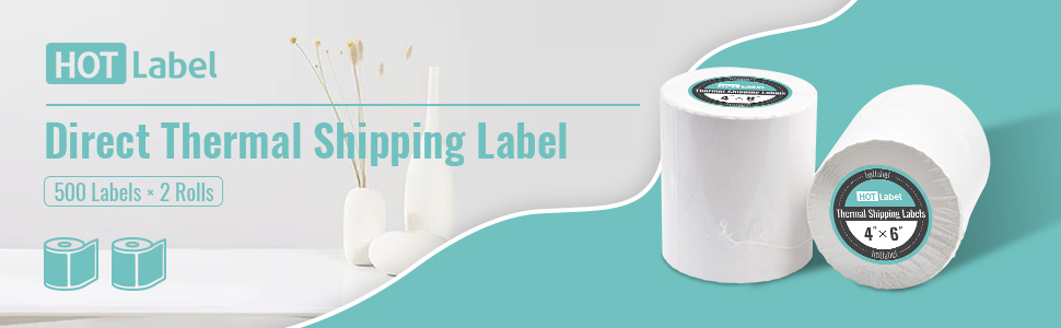 shipping label printer for small business
